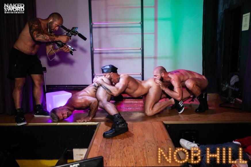Nob Hill - Episode 4: Adam Killian, Jessie Colter and Max Duro 1