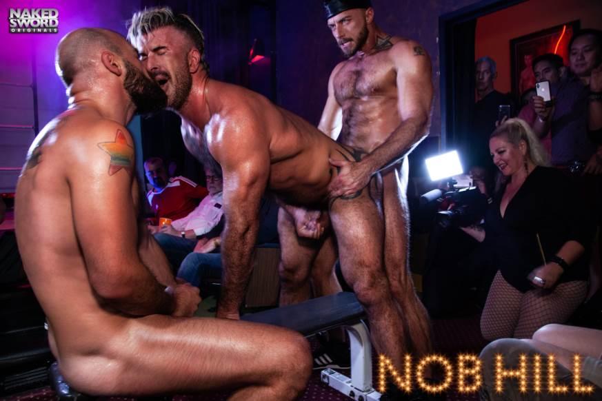 Nob Hill - Episode 4: Adam Killian, Jessie Colter and Max Duro 5