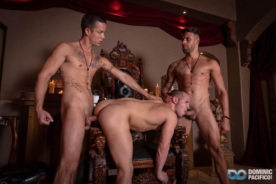 Repent: Fx Rios, Nic Sahara and Brodie Ramirez 1