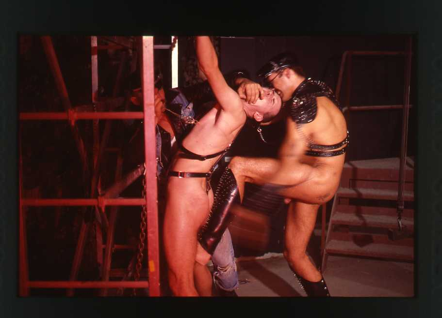 Retro Males: Pictures From The Black Dance 4