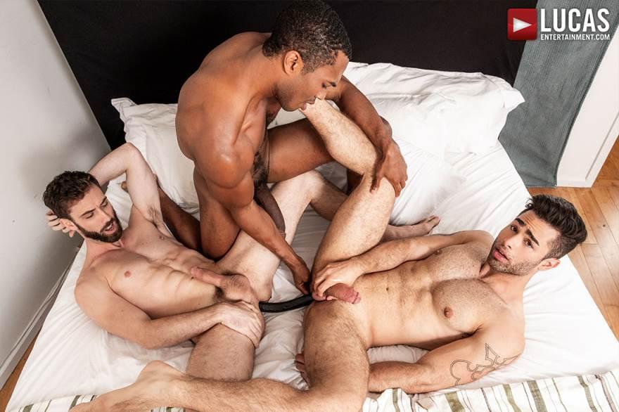 Sean Xavier, Jason Cox and Lucas Leon 1