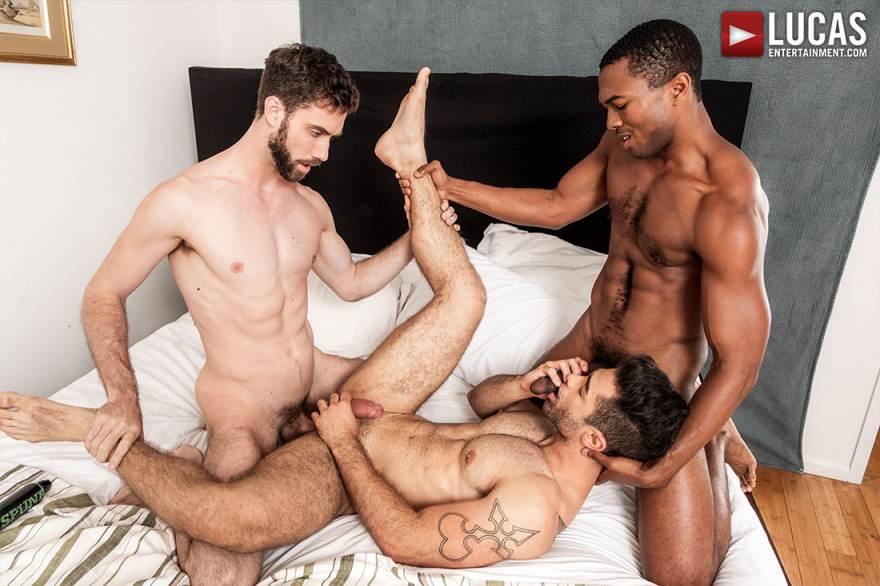 Sean Xavier, Jason Cox and Lucas Leon 2