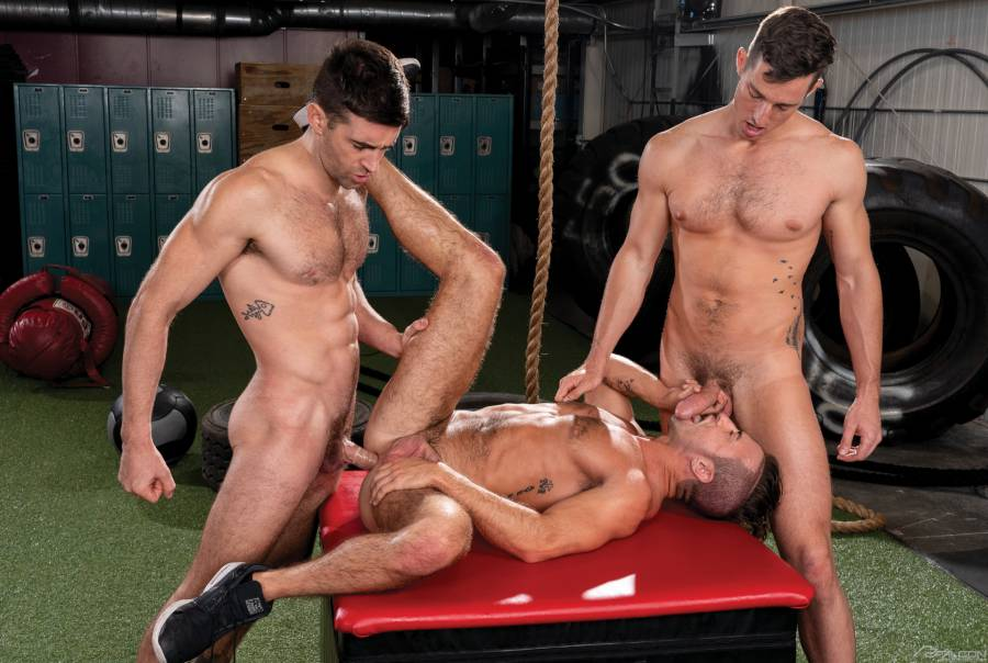 XXX-Fit: Grant Ryan, Woody Fox and Steven Lee