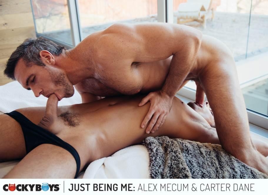 Alex Mecum and Carter Dane for Cocky Boys 2