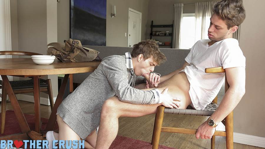 Brother Crush: Dean Knox and Ben Knox