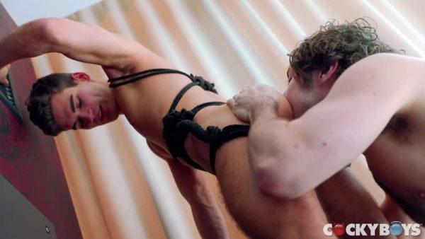 Calvin Banks and Damian Grey for Cocky Boys 2