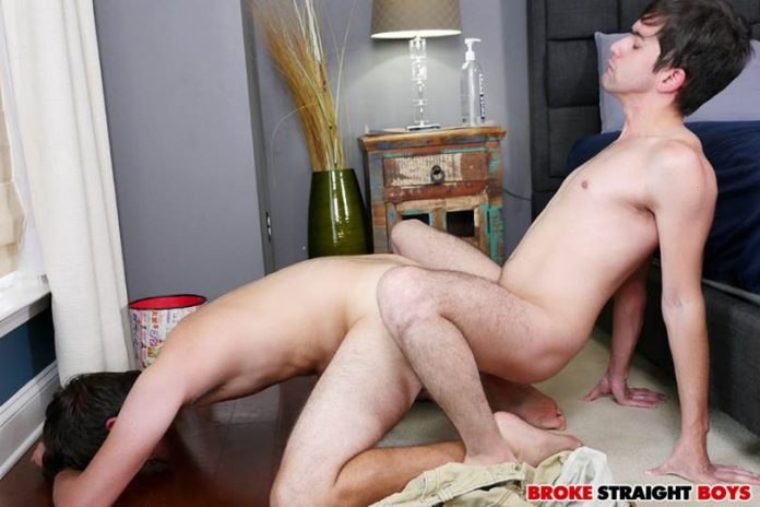 Chris Taylor and Jos Alvarez For Broke Straight Boys