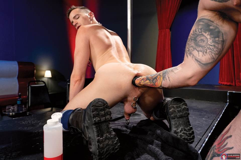 Club Inferno Dungeon: Axel Abysse and Teddy Bryce 5