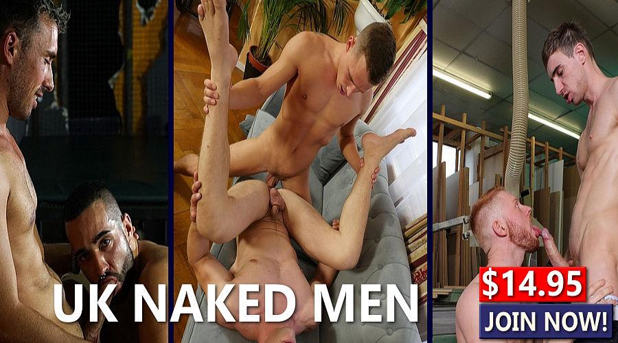 UK Naked Men $14.95