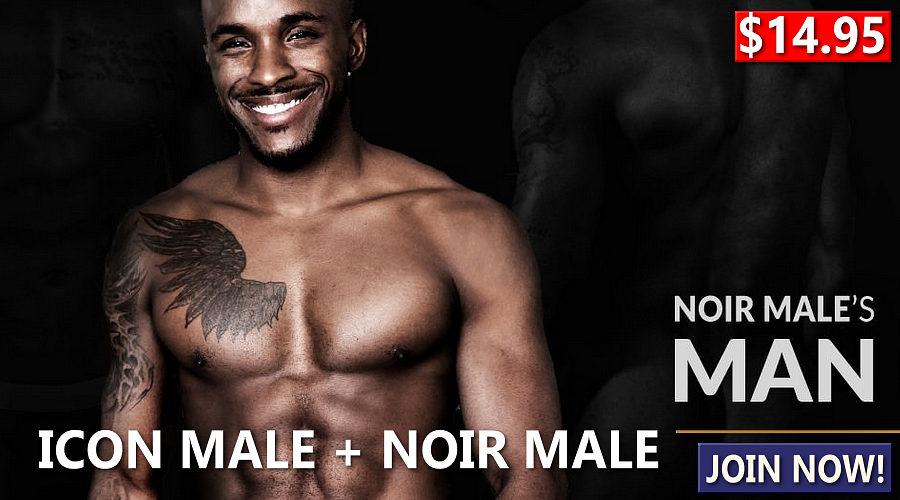Noir Male + Icon Male $14.95