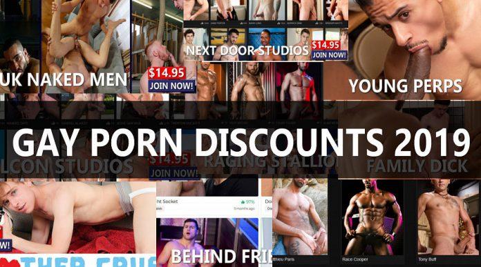 Gay Porn Deals 2019 - Edition 01