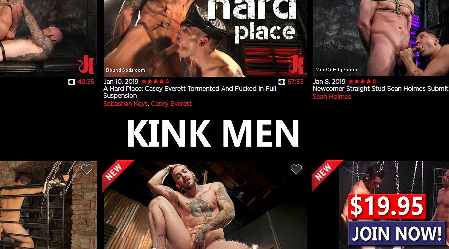 Kink Men $19.95