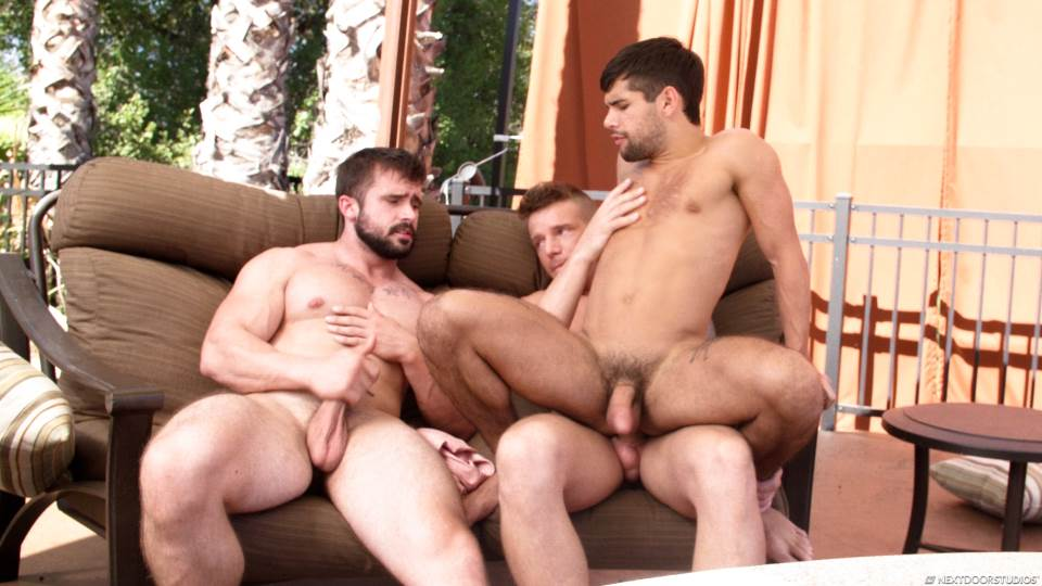 Gunner, Mathias and Ty Mitchell for Next Door Studios 4