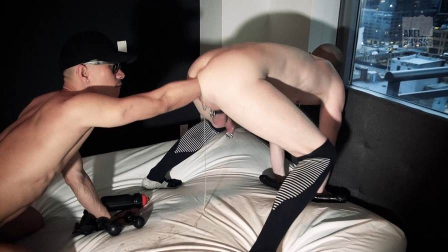 Inversion: CagedJock and Axel Abysse 6