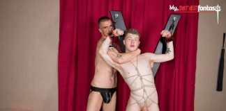 Jasper Rhodes and AJ Alexander for My Dirtiest Fantasy 1