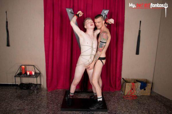 Jasper Rhodes and AJ Alexander for My Dirtiest Fantasy