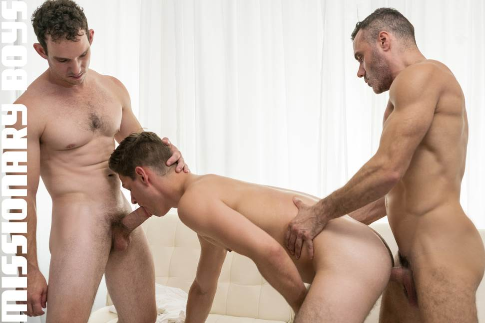 Missionary Boys: GrgistheWerd, Michael DelRay and Manuel Skye 1
