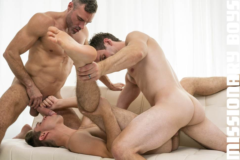 Missionary Boys: GrgistheWerd, Michael DelRay and Manuel Skye 3