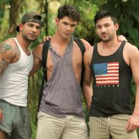 Scott DeMarco, Devin Franco and Vadim Black
