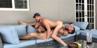 Deviant Otter and Ryan Powers - Scene 2 4