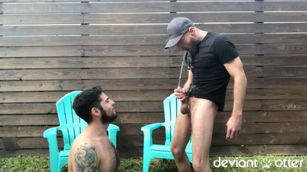 Jack Winter and Deviant Otter 2
