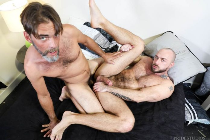 Joe Parker and Jessie Colter for Pride Studios 5