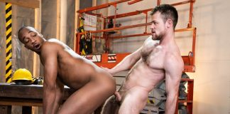 Kurtis Wolfe and Trent King for Raging Stallion 4