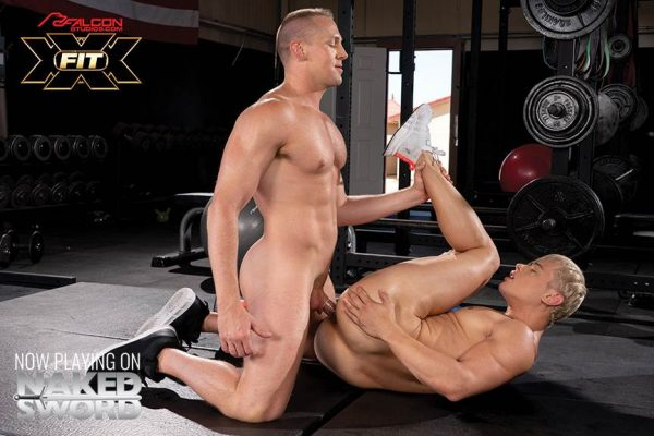 Naked Sword Presents XXX Fit by Falcon Studios 1