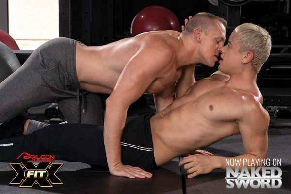 Naked Sword Presents XXX Fit by Falcon Studios 2
