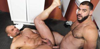 Ricky Larkin and Jaxx Thanatos for Pride Studios 6