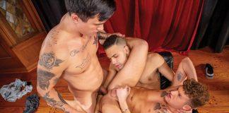 Brandon Wilde, Tyson Rush and Trevor Miller - The Pledge 4