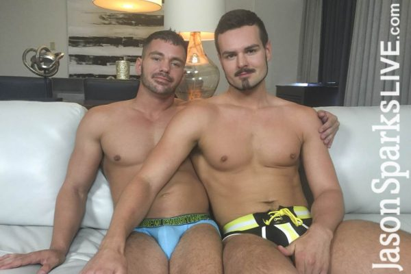 Brogan Reed and Kyle Steele for Jason Sparks Live