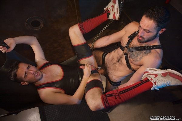 David Luca and Bairon Hell for Young Bastards 4