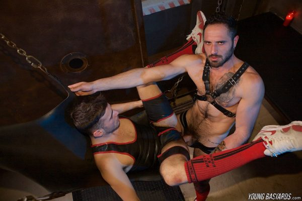 David Luca and Bairon Hell for Young Bastards 5