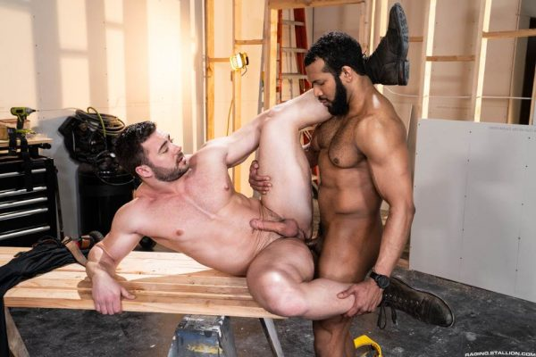 Derek Bolt and Jay Landford for Raging Stallion 3