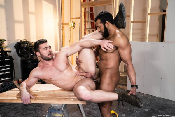Derek Bolt and Jay Landford for Raging Stallion 5