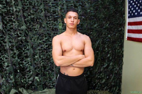 Eric Samson - Solo for Active Duty