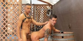 Zario Travezz and Casey Everett for Dominic Pacifico 8