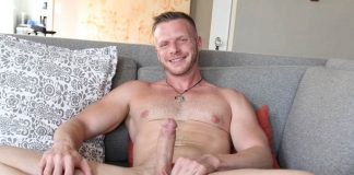 Brian Bonds jerks off for Bad Puppy 5