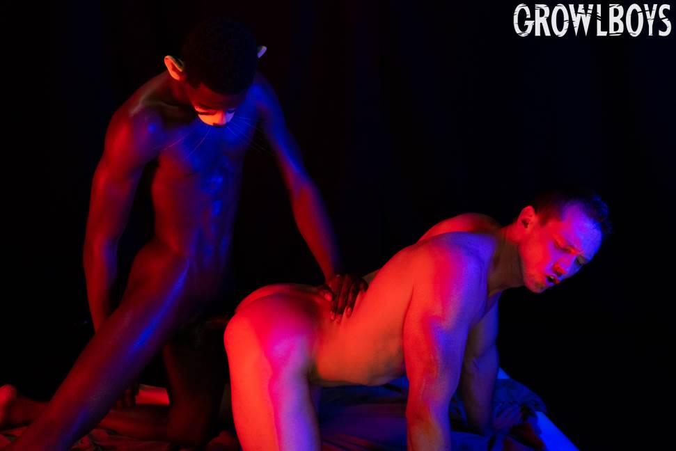 Growl Boys: Big Cat - Drake Magnum and Pierce Paris 1