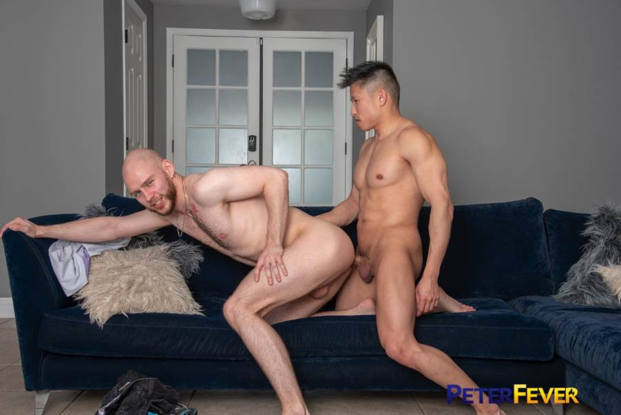 Orson Deane Fucked By Jessie Lee for Peter Fever 2