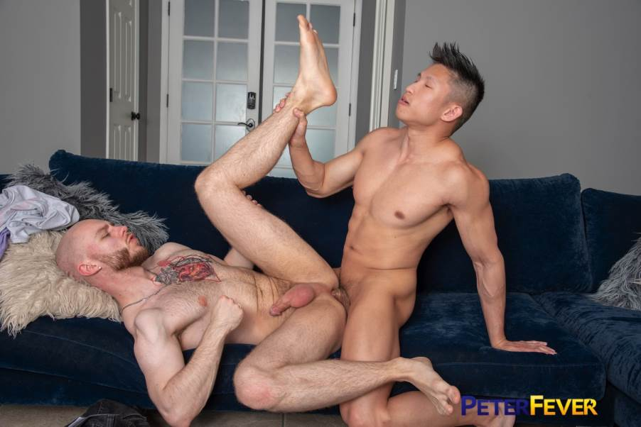 Orson Deane Fucked By Jessie Lee for Peter Fever 3