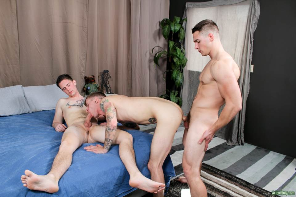 Ryan Jordan, Spencer Laval and Logan Lane for Active Duty 3