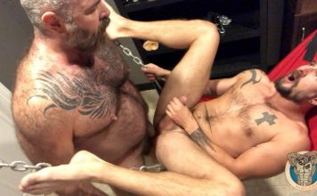Sean Maygers and Will Angell for Muscle Bear Porn 2
