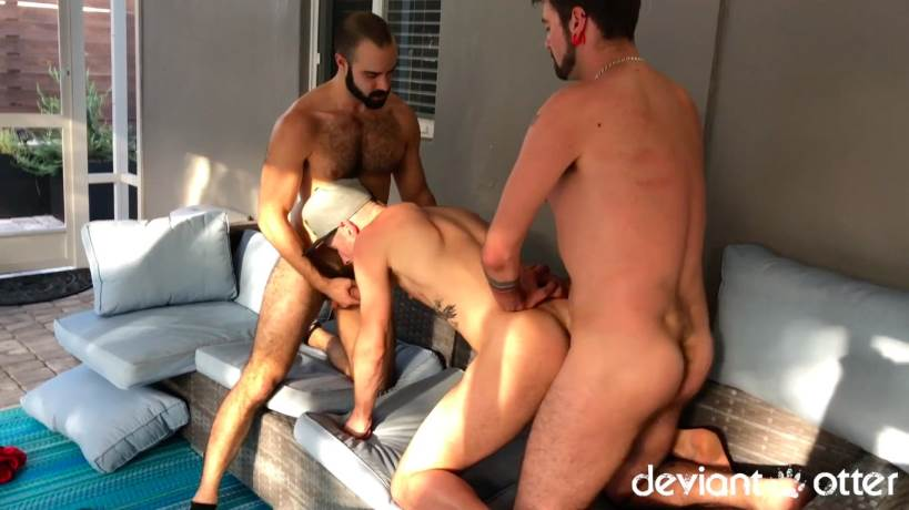 Deviant Otter and Drew Dixon - Part 2 3