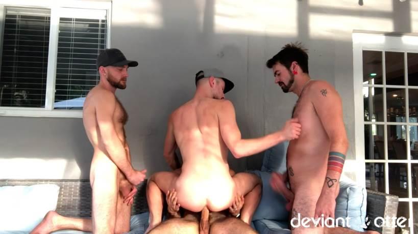 Deviant Otter and Drew Dixon - Part 2