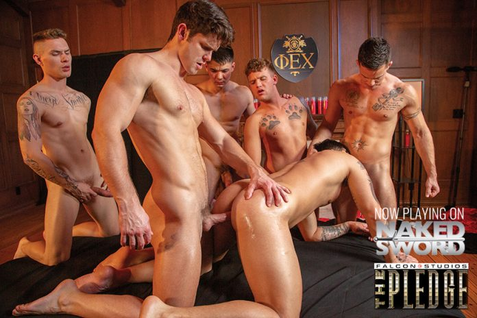 Falcon Studios - The Pledge 1