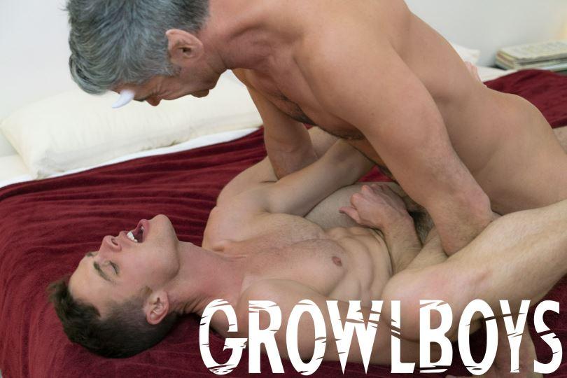 Growl Boys: Brandon Moore and Damien Oaks 5