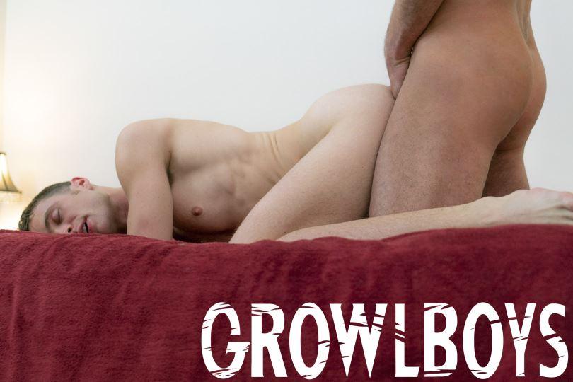 Growl Boys: Brandon Moore and Damien Oaks