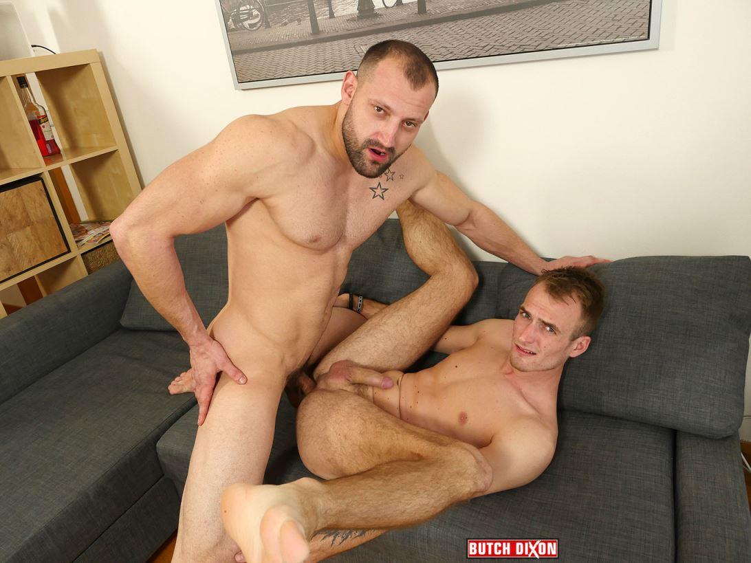 Pavel Sora and Alex Morgan for UK Naked Men 3